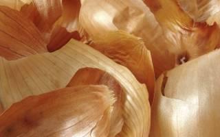 Отвар луковой шелухи польза и вред для полива комнатных растений