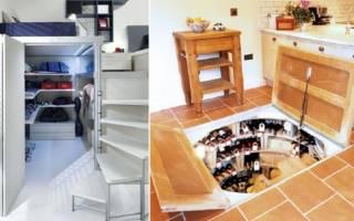 Как сделать тайную комнату в доме