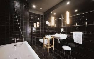Свет в ванной комнате своими руками