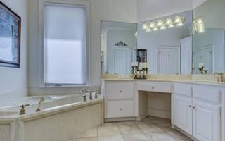 Локальное освещение в ванной комнате фото