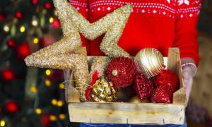 После новогодних праздников елку приходится утилизировать